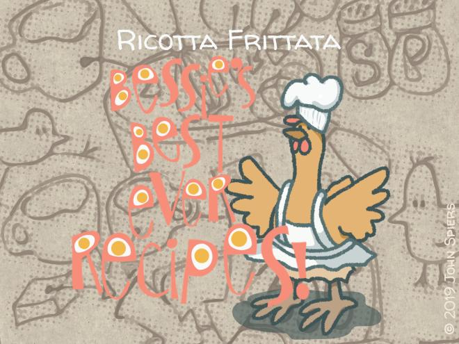 Ricotta Frittata