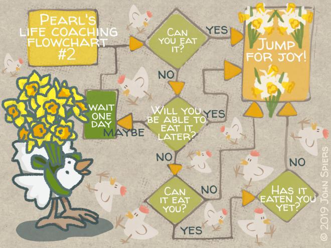 Pearl's Life Coaching Flowchart #2